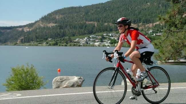image, چطور دوچرخه سواری کنیم تا بدن آسیبی نبیند مخصوصا زانو ها