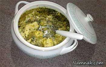 image, آموزش پخت غذایی خوشمزه و ساده به نام اشکنه