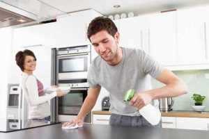 image, زن های شاغل چطور هم شوهرداری کنند و هم خانه داری