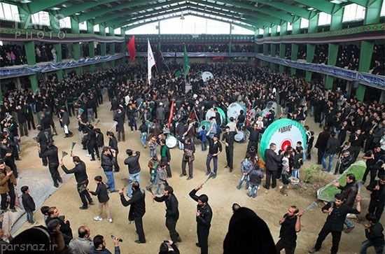 image مقاله ای جامع درباره آداب و رسوم عزاداری محرم شهرهای ایران