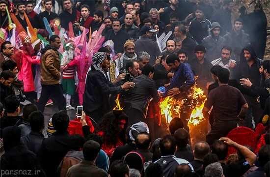 image, مقاله ای جامع درباره آداب و رسوم عزاداری محرم شهرهای ایران
