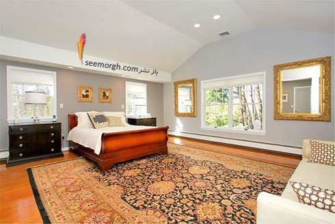 image, تصاویر دیدنی از دکوراسیون داخلی خانه شیک هیلاری کلینتون