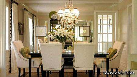 image چطور میز غذاخوری مناسب برای خانه خود تهیه کنیم