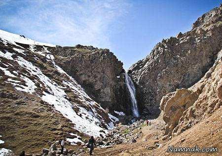 عکس, گزارش تصویری از آبشار زیبای سردابه اردبیل