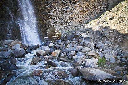 image گزارش تصویری از آبشار زیبای سردابه اردبیل