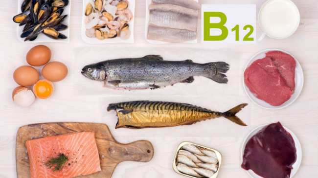 image معرفی خوراکی هایی که بیشترین میزان ویتامین B12 را دارند