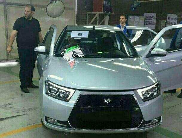 image, عکس های دیدنی از ماشین ایرانی دنا با مشخصات کامل