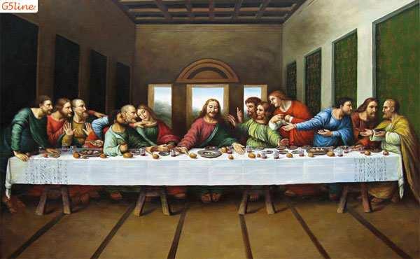 image, داستان زیبا و آموزنده نیکی و بدی در تابلوی شام آخر