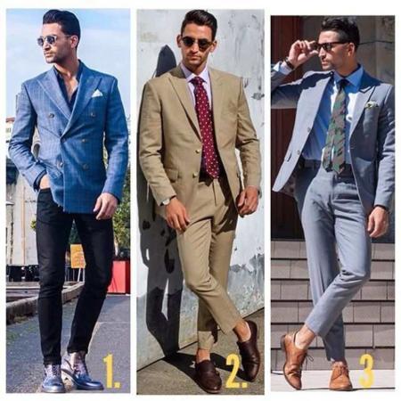 image, مدل های شیک کت و شلوار مردانه با تنوع