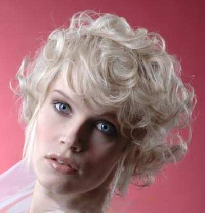image, زیباترین مدل های مو برای دختران مو فرفری