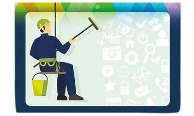 image آموزش خانه تکانی به سبک دیجیتال در موبایل و لپ تاپ