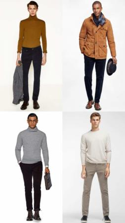 image مردها چطور با لباس های زمستانی هم خوشتیپ باشند