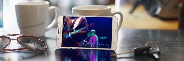 image, همه چیز درباره گوشی زیبای سامسونگ ج۵ با عکس