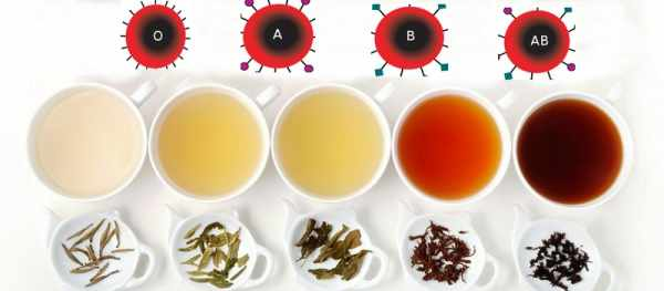 image, راهنمای جالب انتخاب چای مناسب با گروه خونی آدم ها