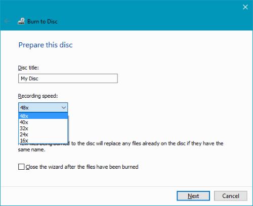 image آموزش تصویری رایت CD یا DVD با کامپیوتر
