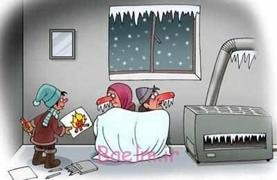 image, توصیه های مهم برای استفاده بی خطر از وسایل گرمازا در زمستان