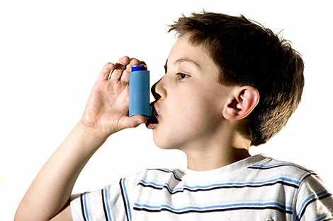 image خوراکی های مفید برای بچه هایی که آسم دارند