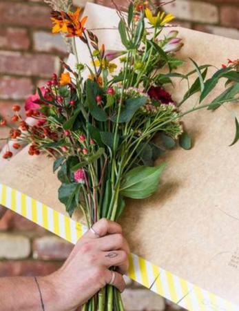image آموزش حرفه ای تزیین دسته گل در خانه مثل گل فروش ها