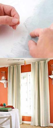 image چطور مدل پرده های اتاق خواب را متنوع و شیک کنیم