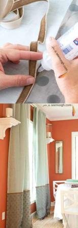 image, چطور مدل پرده های اتاق خواب را متنوع و شیک کنیم