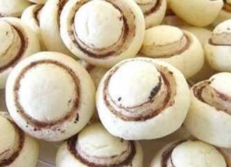 image, آموزش درست کردن شیرینی قارچی خانگی برای مهمانی