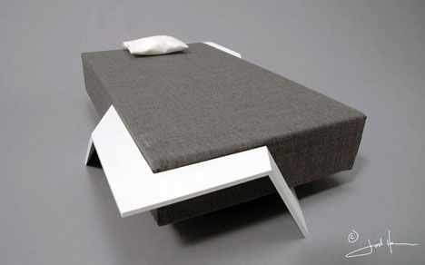 image, عکس های جدید مدل تختخواب مدرن شناور