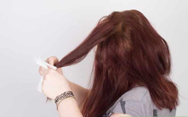 image آموزش فر کردن موها به ساده ترین روش ممکن برای خانم ها