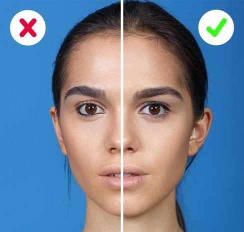 image آموزش کلیدی ترین نکات آرایش صورت مخصوص خانم ها