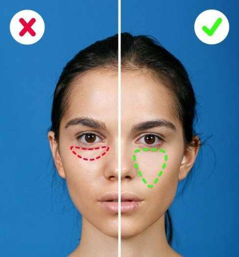 image, آموزش کلیدی ترین نکات آرایش صورت مخصوص خانم ها