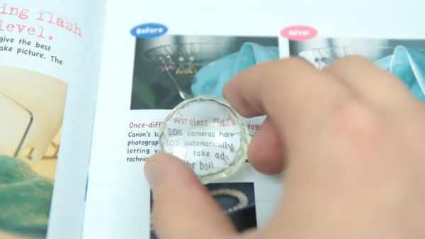 image آموزش تصویری ساخت ذره بین کاربردی با بطری نوشابه خالی