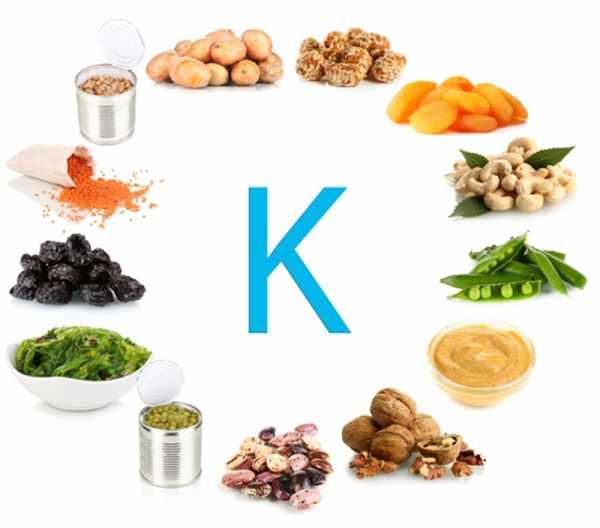 image خواص جالب و مهم ترین خوراکی های دارای ویتامین k