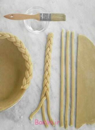 image, آموزش عکس به عکس تزیین کیک و شیرینی برای مهمانی