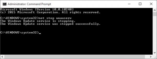 image آموزش تصویری رفع خطای طول کشیدن چک اپدیت ویندوز