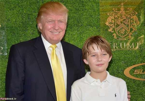 image عکس ها و جزییات جالب و خواندنی از زندگی دونالد ترامپ