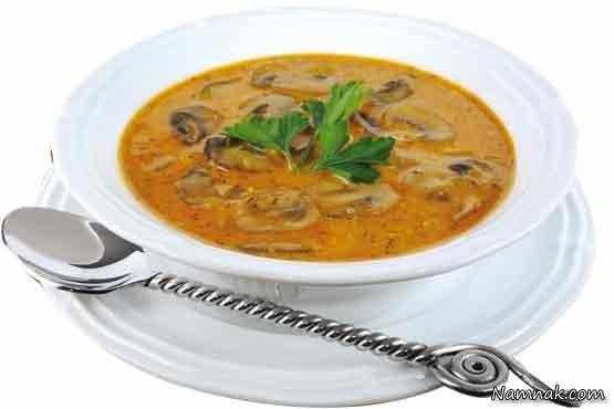 image آیا خوردن سوپ های آماده ومجود در بازار مضر است
