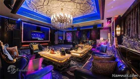 image گزارش تصویری از شیک ترین هتل در آسیا هتل واندا