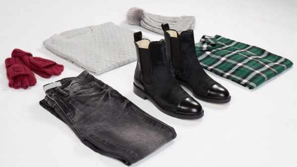 image چطور با لباس های پاییزی شیک و مرتب باشیم