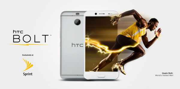 image عکس و مشخصات کامل گوشی اچ تی سی بولت HTC BOLT
