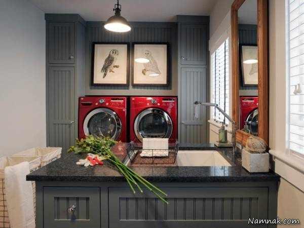 image, چطور اتاق لباسشویی در آپارتمان خود داشته باشیم با عکس