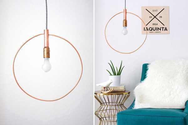 image عکس مدرن ترین و جدیدترین طراحی های آباژور و لامپ تزیینی سقفی