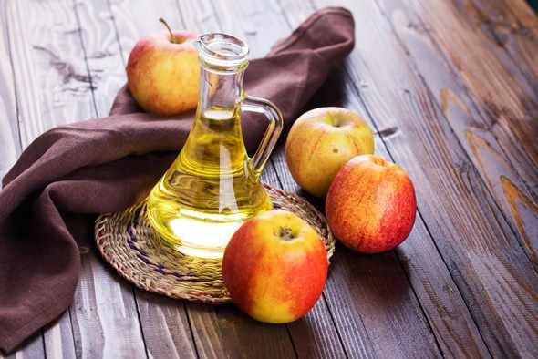 image خواص خوردن سرکه سیب با غذا و یا تنها برای سلامتی شما