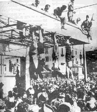 image فهرست وقایع و رویدادهای تاریخی مهم ۸ اردیبهشت