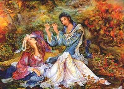image زندگینامه هلالی جغتایی و شعر زیبای در کوی بتان نیست کسی زار تر از من