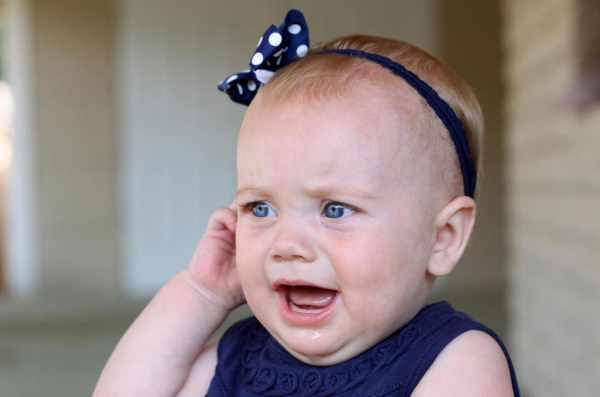 image, چرا گوش نوزاد عفونت می کند علل و راه های درمان