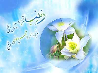 image, مجموعه شعرهای زیبا برای میلاد حضرت زینب کبری (س)