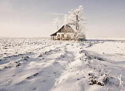 image, شعر کامل زمستان پوستین افزود بر تن کدخدایان را شاعر شهریار