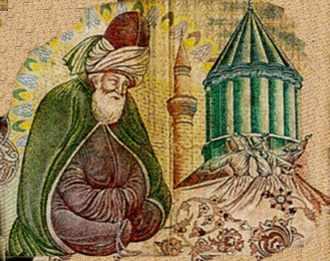 image شاعر محمد توسی دقیقی و شعر چنان دید گوینده یک شب به خواب