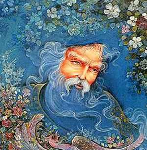 image, شعر زیبای مرا هر دم همیگویی که برگو قطعه شیرینشاعر مولانا