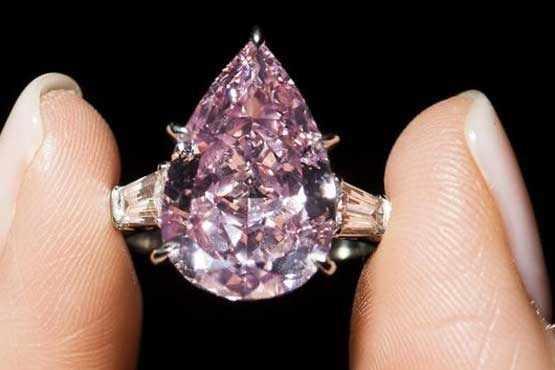 image عکس دیدنی از گران ترین الماس در جهان و جزییات آن