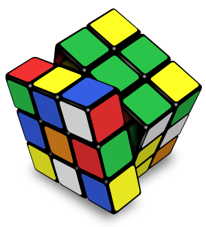 image آموزش کامل و دقیق نحوه حل مکعب جادویی روبیک برای باهوش ها